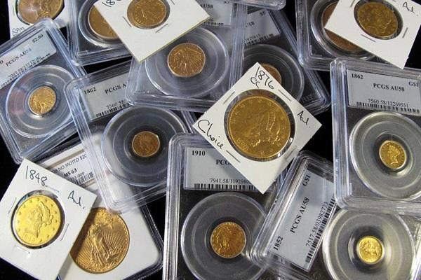 Где и как выгодно продать старинные монеты