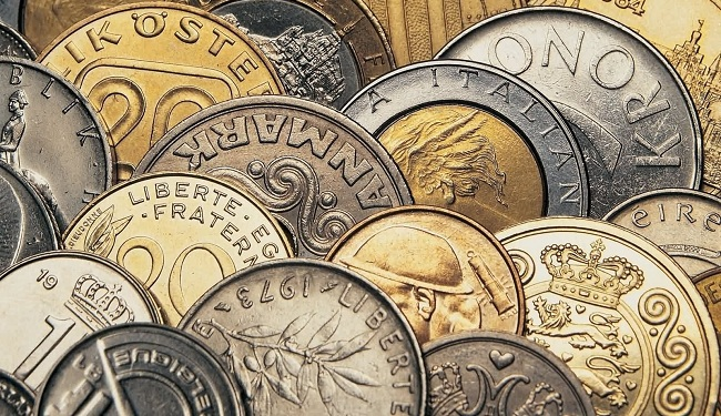 Чистка монет из латуни в домашних условиях