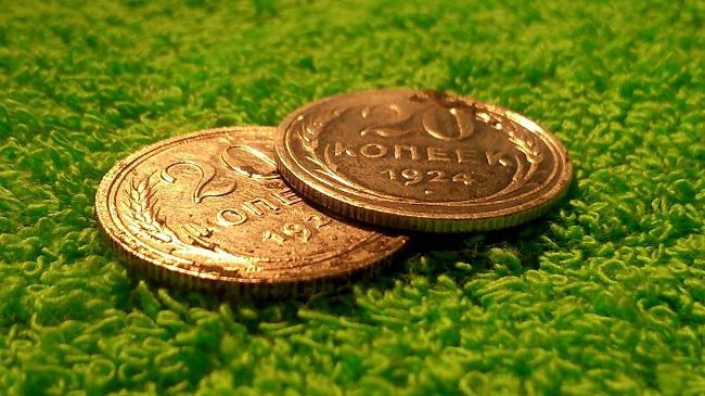 Чистка серебряных монет в домашних условиях
