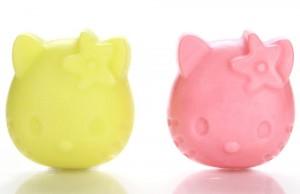 Очищение монет с помощью детского мыла
