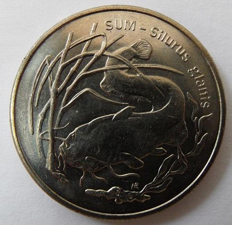 Юбилейная монета Польши посвящена в честь морского мира - Сом