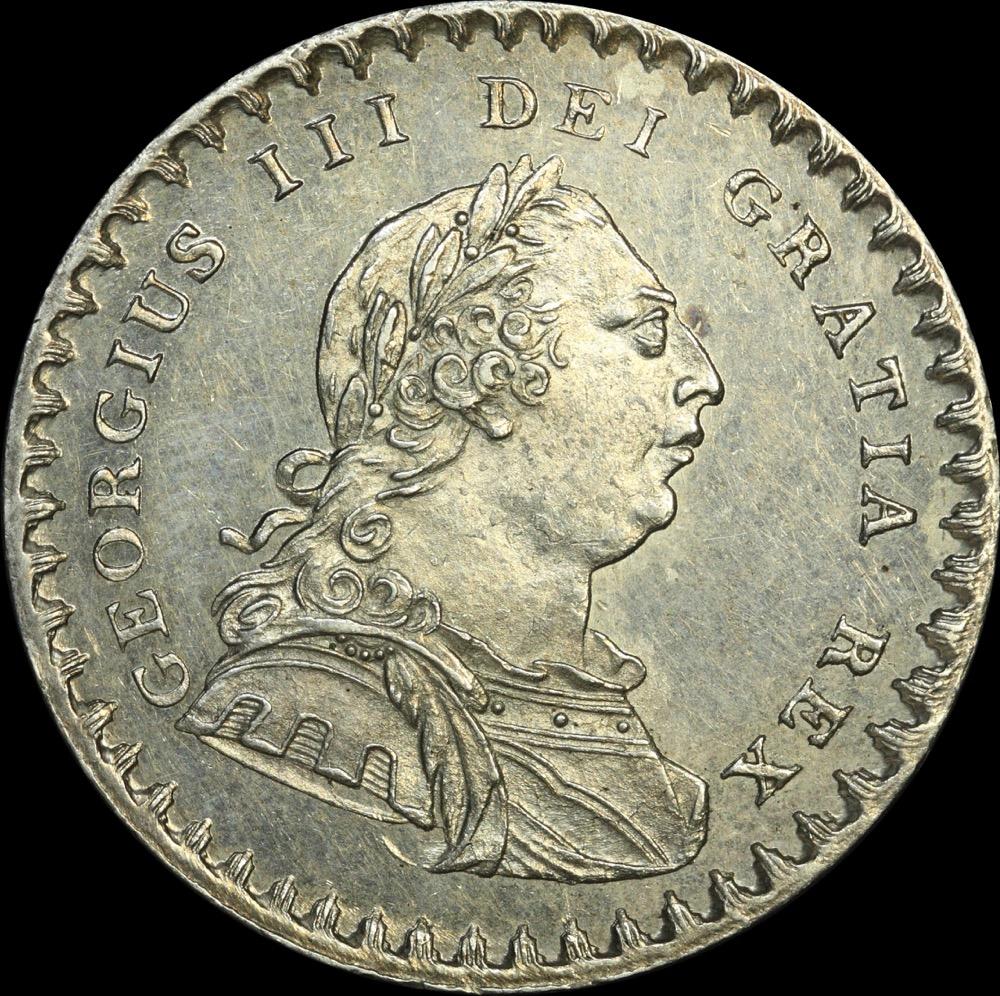 Серебряная монета Англии для колонии золотой берег