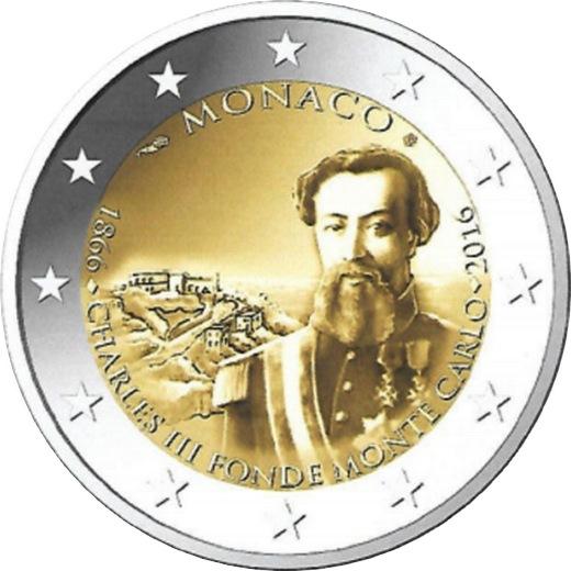 150-летие со дня основания Монте-Карло Карлом III