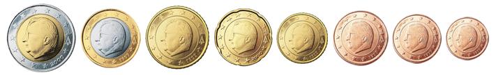 Бельгии образца 1999-2007 годов