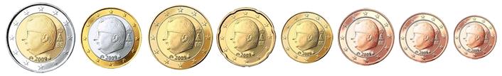 Бельгии образца 2009 года