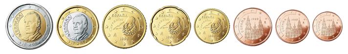 Испании образца 1999-2009 годов