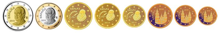 Испании образца 2010 года