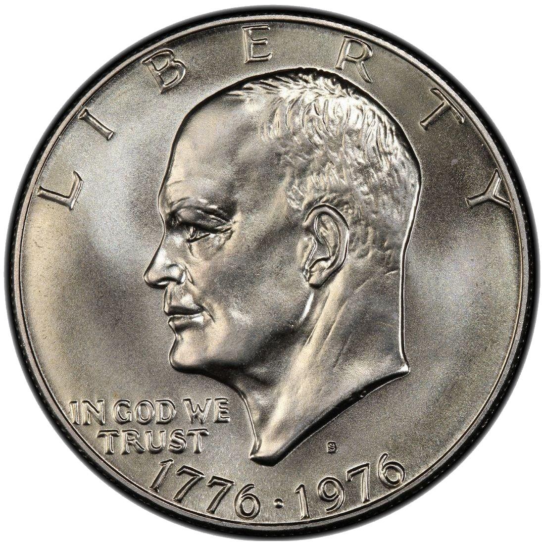 Монета США - 1 доллар 1976 год - Колокол Свободы1